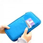 VÍ ĐỰNG GIẤY TỜ THẺ ATM CARD VISIT PASSPORT STYLE HÀN QUỐC