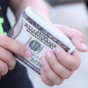 Ví Nam Hình Tiền 100 Đô LA MỸ USD độc đáo Cực Chất
