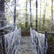 Mạng nhện ma quái trang trí lễ hội hóa trang Halloween