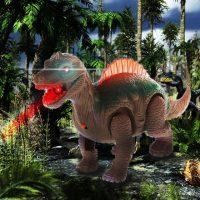 Khủng long thằn lằn tắc kè gai biết đi biết kêu có đèn Dinosaur Lizards
