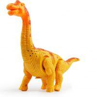 Khủng long cổ dài biết đi biết kêu có đèn Dinosaur Brachiosaurus Schleich