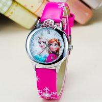 Đồng hồ trẻ em nữ hoàng băng giá ELSA đẹp dễ thương chống nước 3 atm