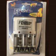 bộ sạc pin lithium Ni-Mh/Ni-Cd đa năng AA 2A R6 AAA 3A R3 9V FLASH FL05