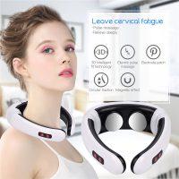 Máy massage cổ thông minh 3D thế hệ mới