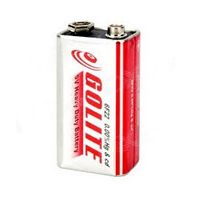 Pin vuông 9V 522 BP1 6F22 6LR61 MN1604B 1604S Golite Heavy Duty Battery