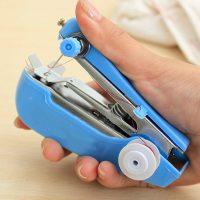 Máy may mini cầm tay Handheld sewing machine tiện dụng