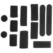 Bộ 12 nút silicone chống bụi cho laptop máy tính xách tay