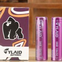 Pin sạc vape Ylaid Gorilla IMR 18650 lithium 2200Mah 40A