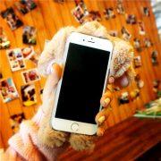 ỐP LƯNG THỎ BÔNG LÔNG XÙ 3D IPHONE 6 PLUS / 6S PLUS / 7 PLUS / 7S PLUS / 8 PLUS
