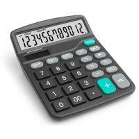 Máy tính tiền để bàn 12 số to nét rõ dễ nhìn