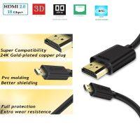 Cáp chuyển đổi tín hiệu Micro HDMI sang HDMI Full HD