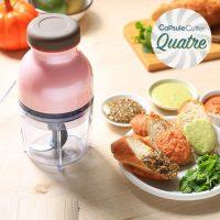 Máy xay thực phẩm đa năng Capsule Cutter Quatre Osaka