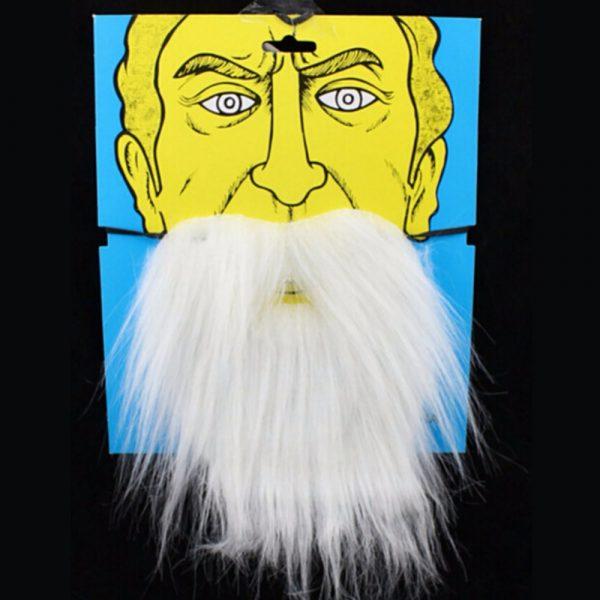 bộ râu giả ông già noel santa claus hóa trang noel giáng sinh halloween