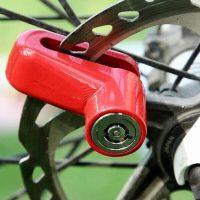 Bộ khóa đĩa xe máy chống trộm