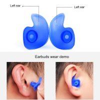 Bộ nút bịt tai chống nước bụi âm thanh trong bơi lội sản xuất
