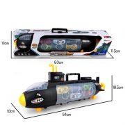 Tàu Ngầm Cá Mập thả xe ô tô vỏ kim loại siêu bền