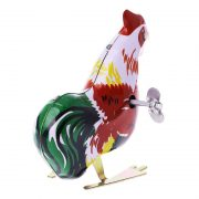 Trò chơi con gà trống vặn cót nhảy lò cò ngộ nghĩnh cock wind-up