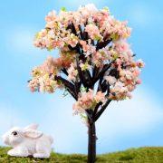 Cây tiểu cảnh Bonsai mini phụ kiện trang trí terrarium