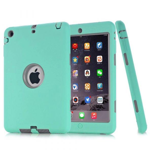 Ốp lưng silicone chống sốc cho máy tính bảng Apple iPad