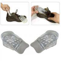2 bộ lót Giày SILICONE Tăng Chiều Cao