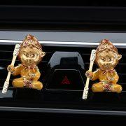 Tinh dầu nước hoa kẹp khe gió máy lạnh xe hơi tôn ngộ không