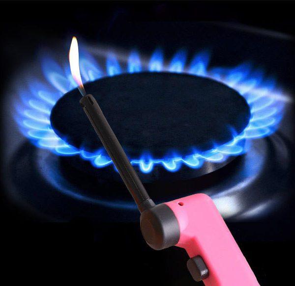 Súng mồi lửa cho bếp gas bếp cồn 360 độ nhỏ gọn tiện dụng