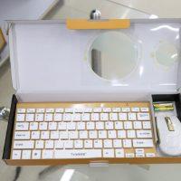 Bộ Bàn Phím Vi Tính Và Chuột Không Dây TeleBox TS-700