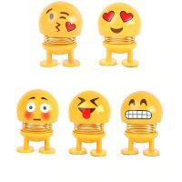Thú nhún lò xo cảm xúc đáng yêu Emoji icon Facebook