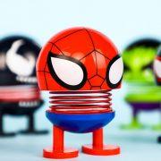 Thú nhún lò xo siêu anh hùng Marvel Avengers đáng yêu