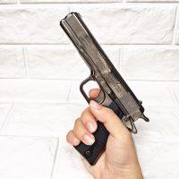 BẬT LỬA HỘP QUẸT GAS LỬA KHÒ KIỂU DÁNG SÚNG Pistol M9