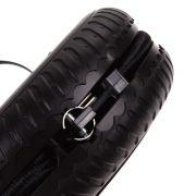 Máy bơm lốp xe có đồng hồ dùng đầu tẩu thuốc 12v mini Air Compressor 260PSI