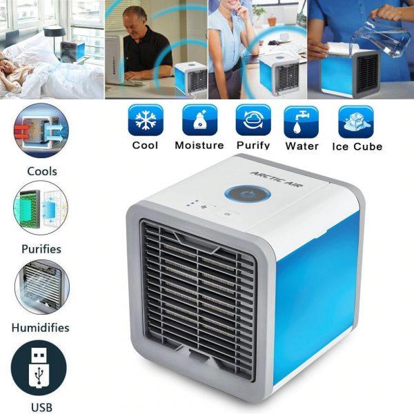 Quạt điều hòa không khí làm mát bằng hơi nước mini Air Cooler Arctic