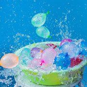 Bộ 111 quả bong bóng nước 3 chùm Magic Balloons