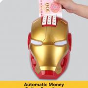 Két sắt mini Iron Man cho bé