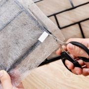 2 Màng lọc không khí HEPA loại bỏ bụi siêu mịn PM2.5 ngăn 99% virus vi khuẩn