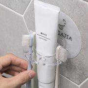 Giá đỡ kem bàn chải đánh răng nhà tắm
