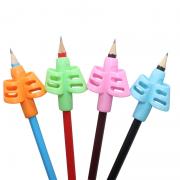 3 đệm tay cao su dụng cụ hỗ trợ luyện chữ đẹp cầm bút chuẩn