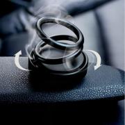 Lọc không khí vòng đôi xoay cao cấp giảm stress cho bác tài