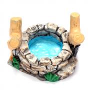 Giếng nước mini PHỤ KIỆN TRANG TRÍ TIỂU CẢNH TERRARIUM