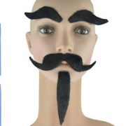 bộ râu giả hóa trang halloween