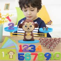 Bộ đồ chơi cân bằng toán học Numbers Balance Toy