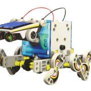 Đồ chơi lắp ghép robot chạy năng lượng mặt trời Solar Robot 13 trong 1