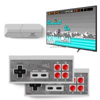 Máy Chơi Game Data Frog Y2 Tay Cầm Điều Khiển Không Dây AV 620 trò chơi cổ điển