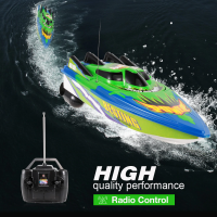 Tàu cano cao tốc điều khiển từ xa chạy dưới nước Speed Boat