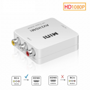 Bộ chuyển đổi tín hiệu Analog RCA AV sang HDMI Full HD