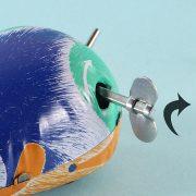 Trò chơi con chuột vặn cót ngộ nghĩnh mouse wind-up