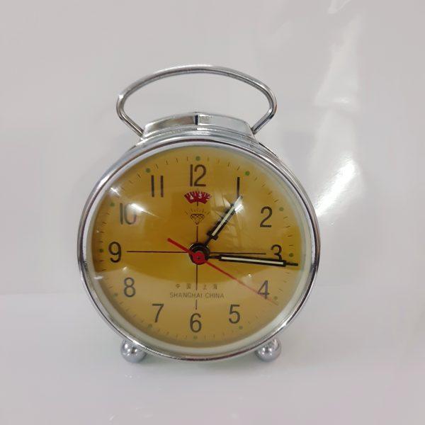 Đồng hồ cơ cót để bàn Diamond Clock 9507