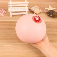 Breast Nhũ Hoa Vú Giả Silicone SQUEEZED Giảm Stress Size Trung