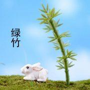 Cây tre tiểu cảnh phụ kiện trang trí Terrarium Miniatures Bonsai
