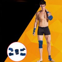 Bộ đồ bảo vệ tay chân khi tập thể thao cotton co giãn 4 chiều